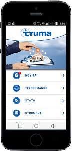 truma app per i system control