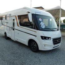 Eura Mobil Integra Line 720EB motorhome con letti gemelli e garage in pronta consegna Como