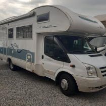 Rimor Super Brig 678 camper mansardato letti castello in vendita presso transweit concessionario e assistenza in provincia di como