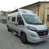 Burstner Eliseo 600 camper van pronta consegna Transweit concessionario e assistenza Como