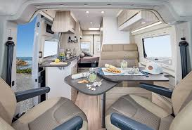 camper van dreamer d43up furgonato 4 posti compatto presso transweit concessionario e assistenza camper e caravan como