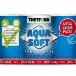 Thetford aqua soft carta igienica per camper e caravan offerta presso transweit concessionario e assistenza como