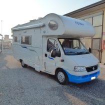 Camper usato vendita Como Miller Oxford University presso Transweit concessionario e assistenza Como