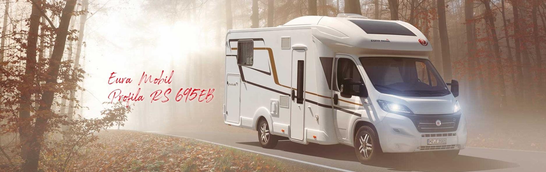 eura-mobil-profila-rs-695-eb-camper semintegrale con letti gemelli in pronta consegna presso transweit concessionario e assistenza como