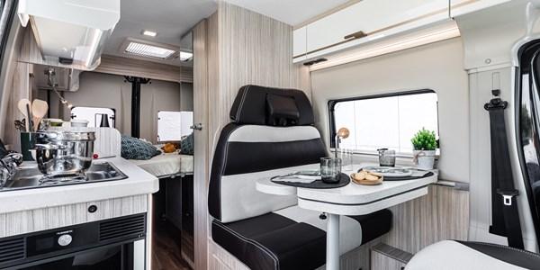 Elnagh E-Van K2 Premium in pronta consegna presso transweit concessionario e assistenza camper como