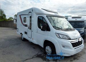 Burstner Nexxo Van T 569 in pronta consegna presso Transweit concessionario e assistenza camper como